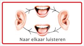 Naar elkaar luisteren (HR) T/V