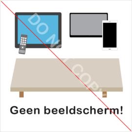 BASIC - Geen beeldscherm WM
