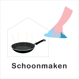 BASIC - Keuken schoonmaken