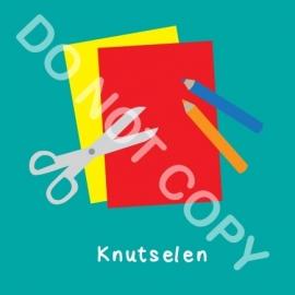 Knutselen (act.)