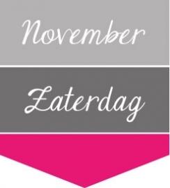 Set Dgn v/d week + Mnden v/h jaar - letters NR2