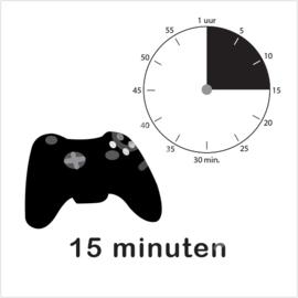 ZW/W - Gamen 15 min.