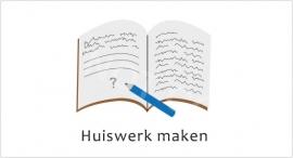 Huiswerk maken - J