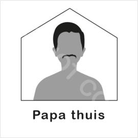 ZW/W - Papa thuis