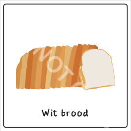 Brood - Wit brood