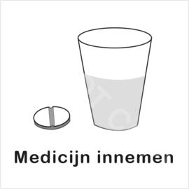 ZW/W - Medicijn innemen