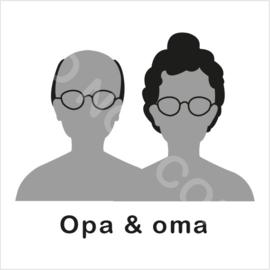 ZW/W - Opa & oma