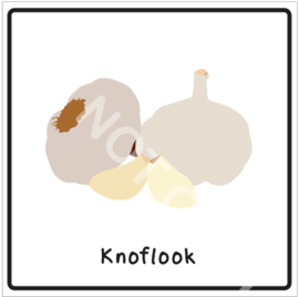 Groente - Knoflook (Eten)