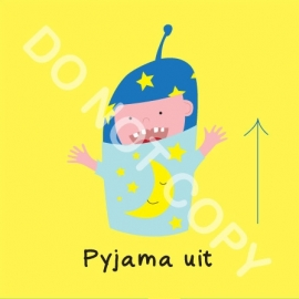 Pyjama uit Mighty (O)