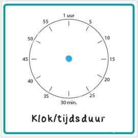 Klok/tijdsduur (LM)