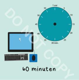 Computer tijden 60 min (BT) - M
