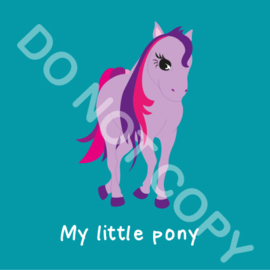 My little pony (act.)
