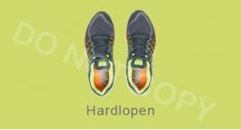 Hardlopen - J