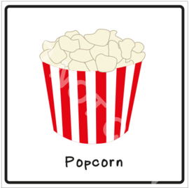 Snack - Popcorn (Eten)