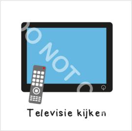 Televisie kijken (S)