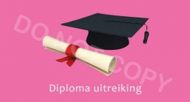 Diploma uitreiking - M