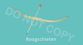 Boogschieten - M