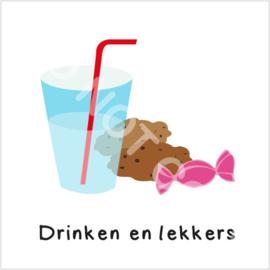 Drinken & lekkers (S)
