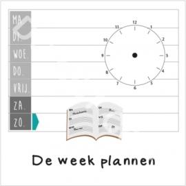 De week plannen (F)