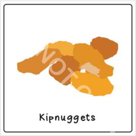 Snack - Kipnuggets (Eten)