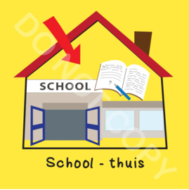 School - thuis (O)