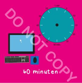 Computer tijden 60 min (BT) - R