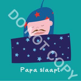 Papa slaapt (act.)