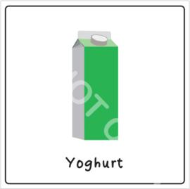 Zuivel - Yoghurt
