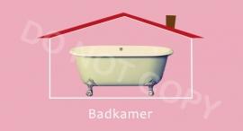 Badkamer - T-M/TV