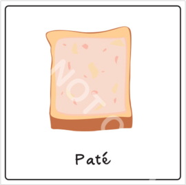 Broodbeleg - Paté