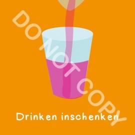 Drinken inschenken (K)
