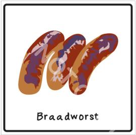 Vlees - Braadworst