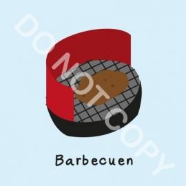 Barbecuen (M)