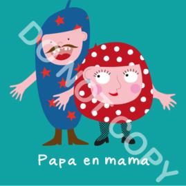 Papa en mama (act.)