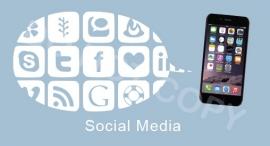 Social media - T-J/TV