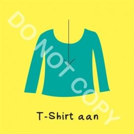T-Shirt aan lang (O)