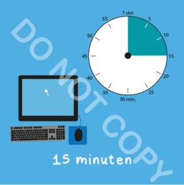 Computer tijden 15 min (BT) - T
