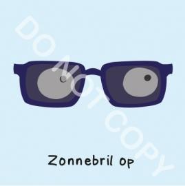 Zonnebril op (M)