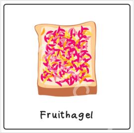 Broodbeleg - Fruithagel