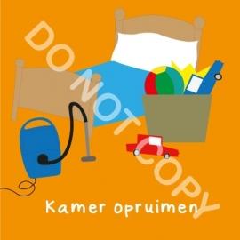 Kamer opruimen (K)