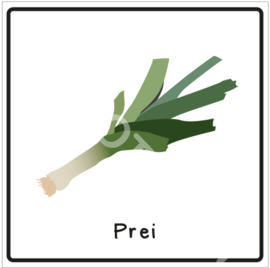 Groente - Prei (Eten)