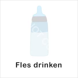 BASIC - Fles drinken