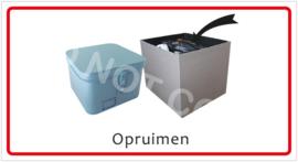 Opruimen (HR) T/V