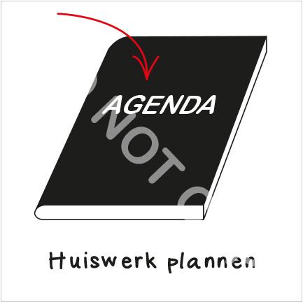 Huiswerk plannen 1 (H)
