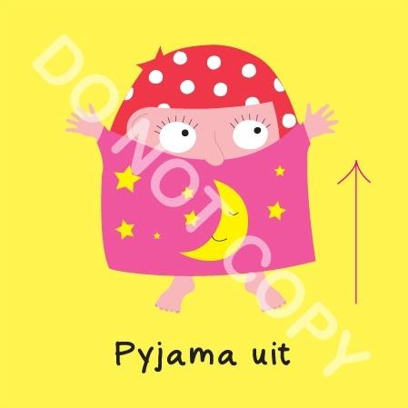 Pyjama uit Mia (O)