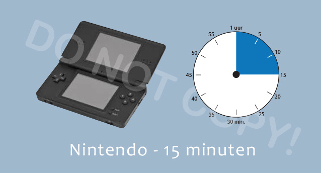 Nintendo 15 J/TV