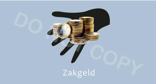 Zakgeld - T-J/TV