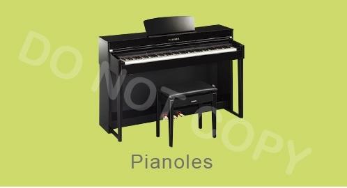 Pianoles - J