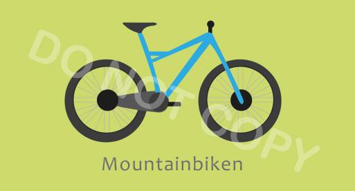 Mountainbiken - J
