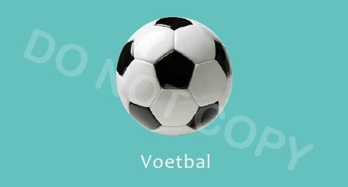 Voetbal - M